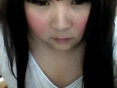 Tags: webcam, koreana, malaking suso.