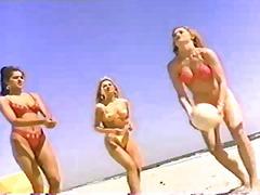 टैग: मजाकिया, चूंचियां, समुद्र तट.