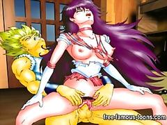 Oznake: animacija, hentai.