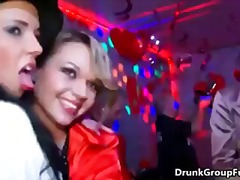 Horny drunk women enjoy naked big cock part5.
