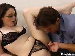 Tessa lane fucks her teacher.