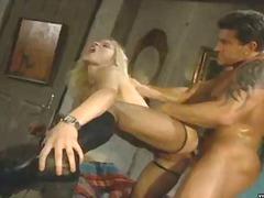 Tags: orālā seksa, blondīnes, orālā seksa, garās zeķes.