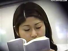 علامات: يابانيات, تحت التنورة, كاميرا حية, كساس.