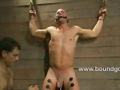 Tags: homosex, bondage, spanking, slave.