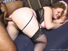 Oznake: nogavice, rjavolaska, debela dekleta, medrasni seks.