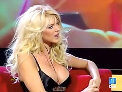 Victoria silvstedt tits oops.