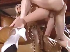 Tag: orgasma, buah dada besar, rambut blonde, model.