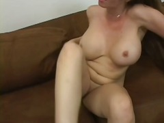 Mommy's creampie pussy.