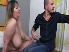 Bbw honey is picked up and bawdy cleft fucked.