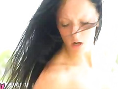 Palomas dream penetrate in wow threesome.