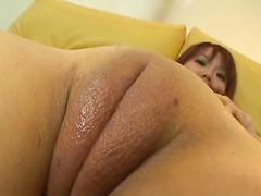 himena ebihara lovely asian babe shaves her sweet pussy.