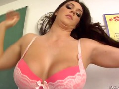 The luscious brunette alison tyler and.
