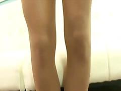 Oznake: fetiš stopala, najlonke, najlon, hulahopke.