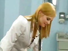 Pacients get a fucking treat from doctors video-09 .