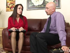 Теги: жесткий секс, секретарши, брюнетки, в офисе.