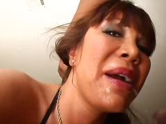 Mature asian whore ava devine with.