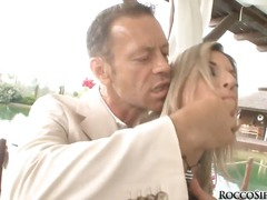 Rocco siffredi is getting ready for.