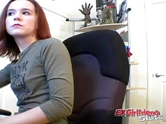 Nasty redhead exgirlfriend slut annabella.