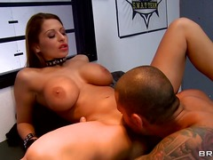 Busty sex goddess allison star starts.