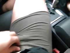 टैग: मूठ मारना, पैंटी, कार.