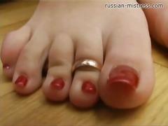 Oznake: fetiš, fetiš na stopala, ženska dominacija.