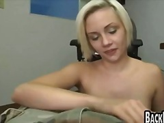 Girl gets fucked by fake casting agent.