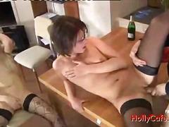 Tag: stokin, porno hardcore, pantat, bertiga.