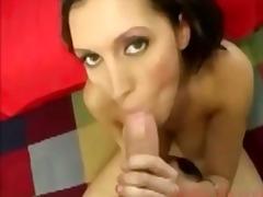 Žymės: porno dalyvių akimis, jodinėjimas, erzinimas, spermos šaudymas.