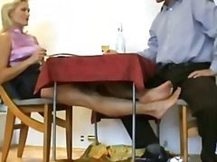 Ознаке: starije, starije, fetiš na stopala, fetiš na stopala.