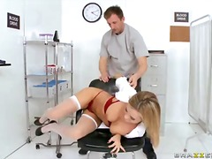 Bree olson is a fuckilicious nurse.