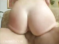 Fucking the slut in her pussy from behind hardcore small tits big cock brun.