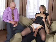 Watch nasty bi action with blowjobs.