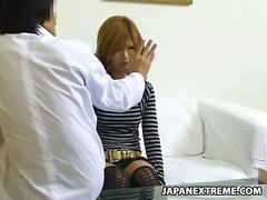 Žymės: kojinės, oralinis, japonės, putka.