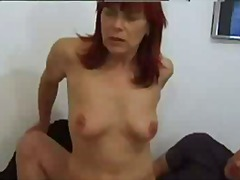 French mature harcore anal sex.