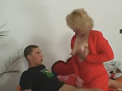 She fucks her son in law.