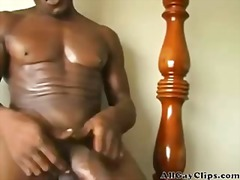 Extra large black dick - more gay tube porn.
