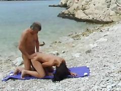 Oznake: na plaži.
