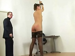 The punishment for young secretary.