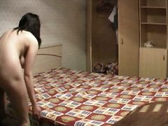 टैग: जासूस, मांसल, बिस्तर, घर में तैयार.