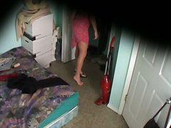علامات: تجسس, كاميرا مخفية, على السرير, بنات.