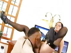 Tag: mamãe sexy, arrastão, secretária, lingerie.