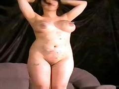 태그: 엉덩이 때리기, 노예, 유두, 풍부한 가슴.