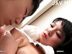 Taggar: mjukporr, japansk, stora bröst, underkläder.
