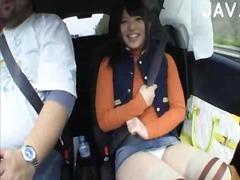 टैग: खुले में, नकली लंड, कार, जापानी.