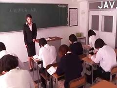 टैग: शिक्षक, एशियन, जापानी, योनि.