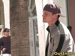 Tag: pemuda gay, awam, luar rumah, remaja.