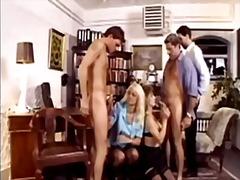German mature classic orgy.