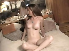 Naughty old pervert fucking a lustful chick.