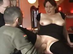 Tags: dūre pežā, maukas, pežas, sekss trijatā.
