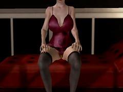 Dana scully fbi whore part#1.